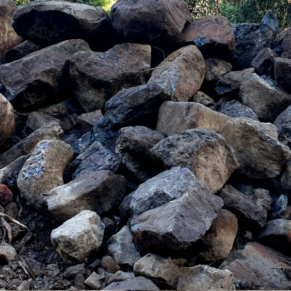 small bush rocks for sale and delivery gold coast