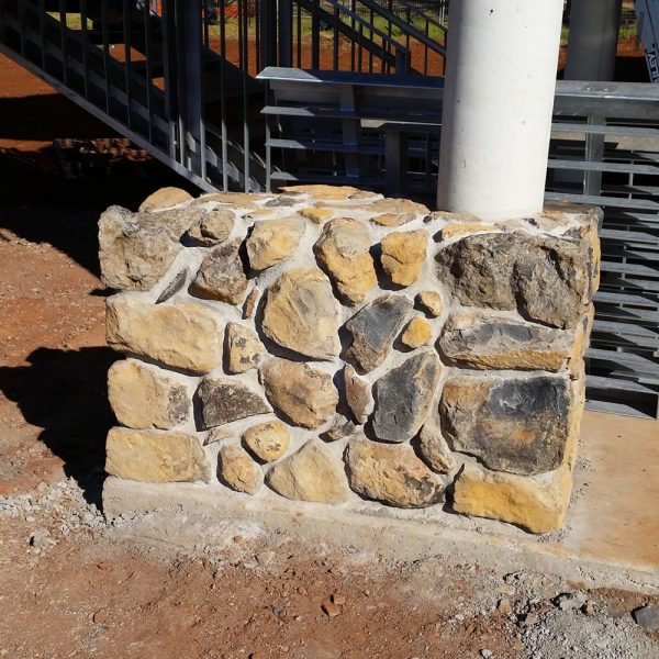 small decorative bush rocks for landscaping delivery gold coast