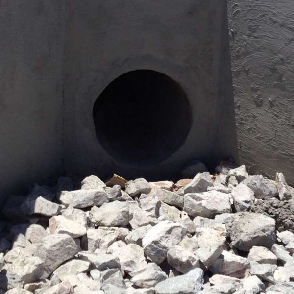 stormwater drainage aggregate rocks delivery gold coast